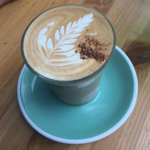 Pookie May - Coffee