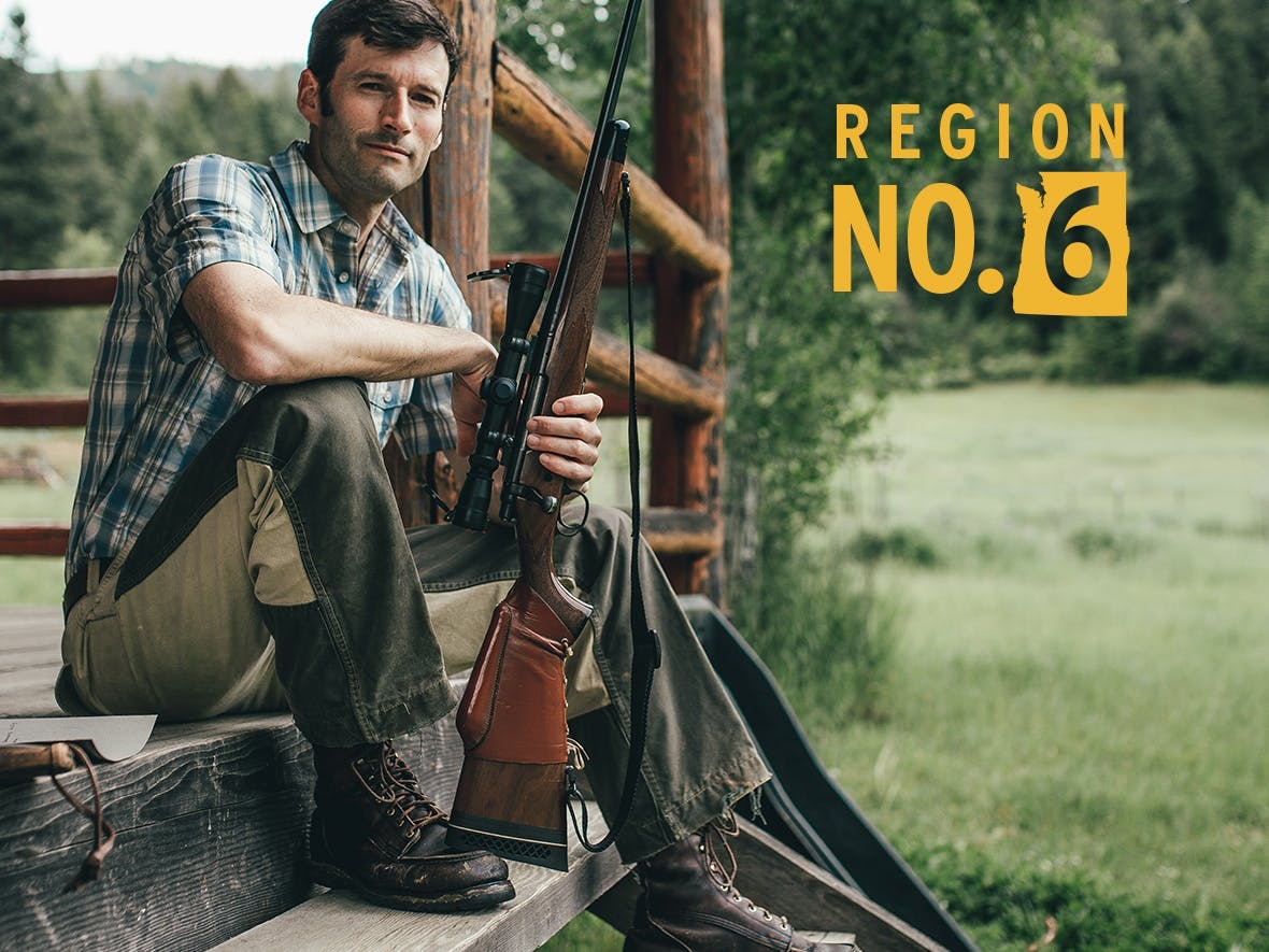 Understanding the Land Through Hunting Will Grant for Filson; Photos by Dylan Furst