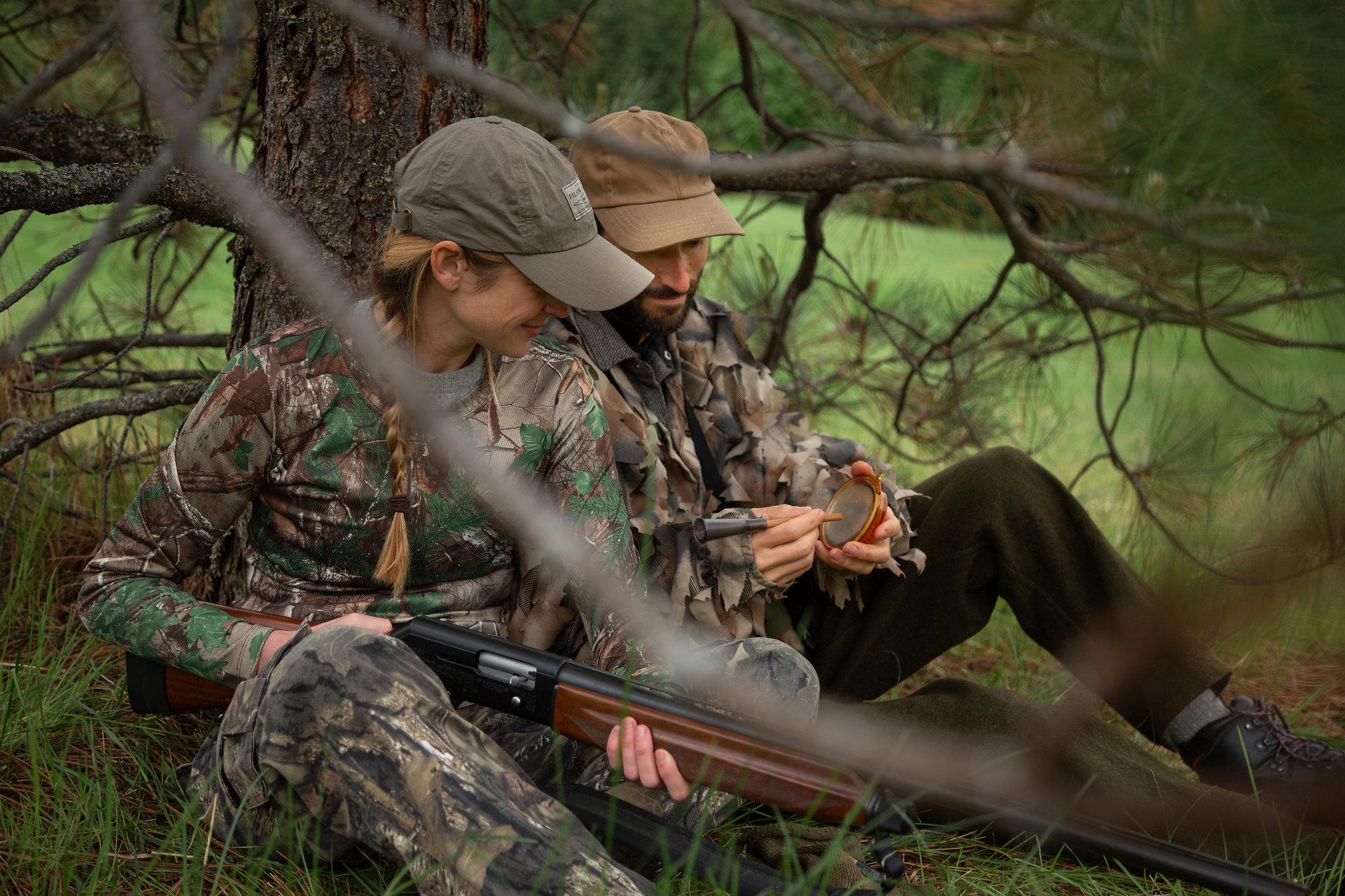 learn to hunt turkeys Washington
