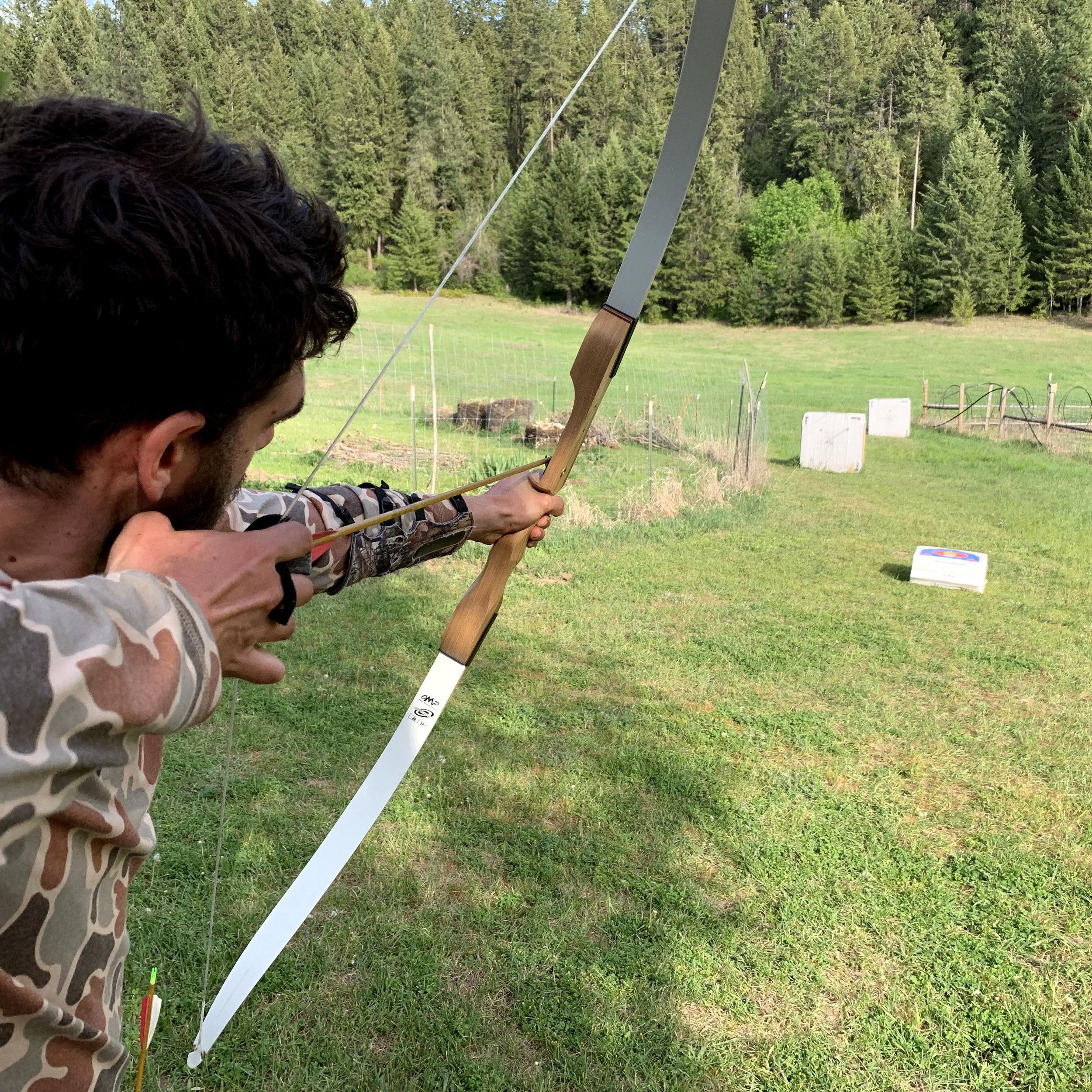 archery class hunting WA
