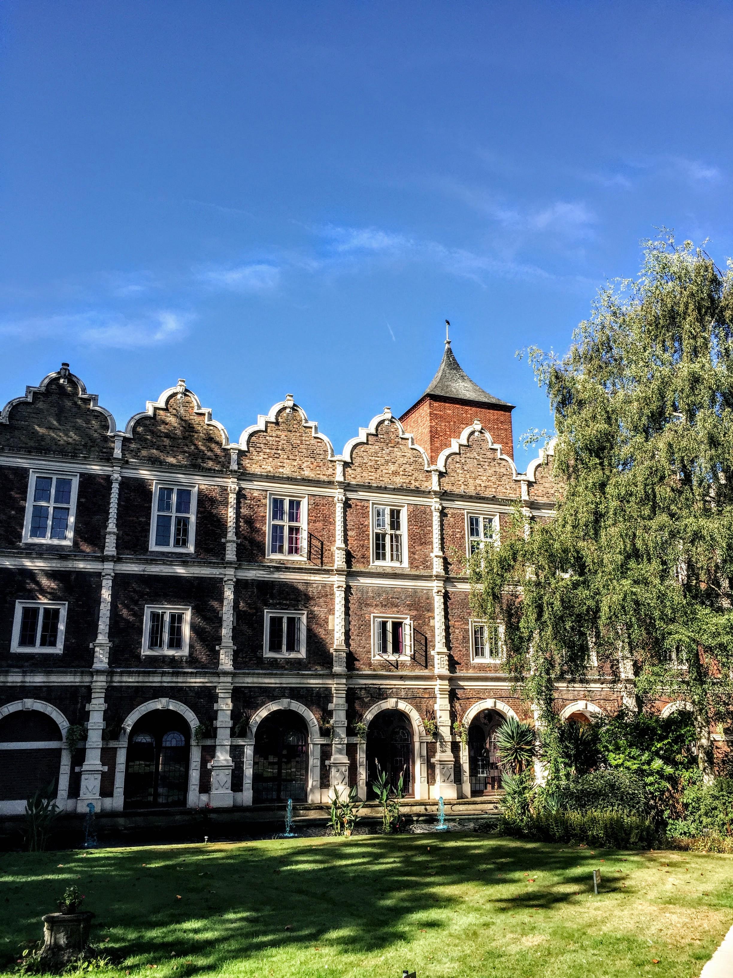 My hostel in London