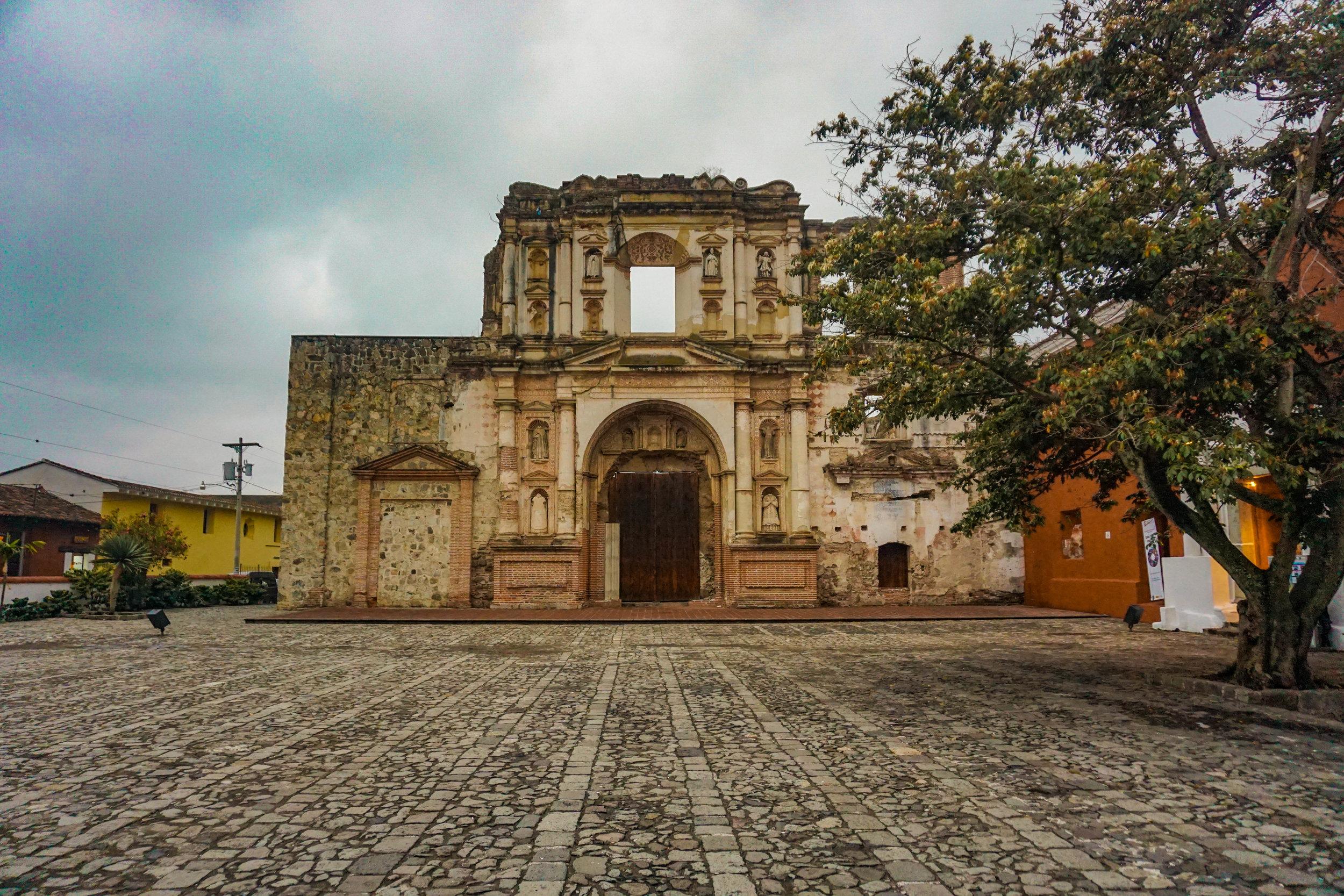 Antigua, Guatemala - home to many Spanish classes