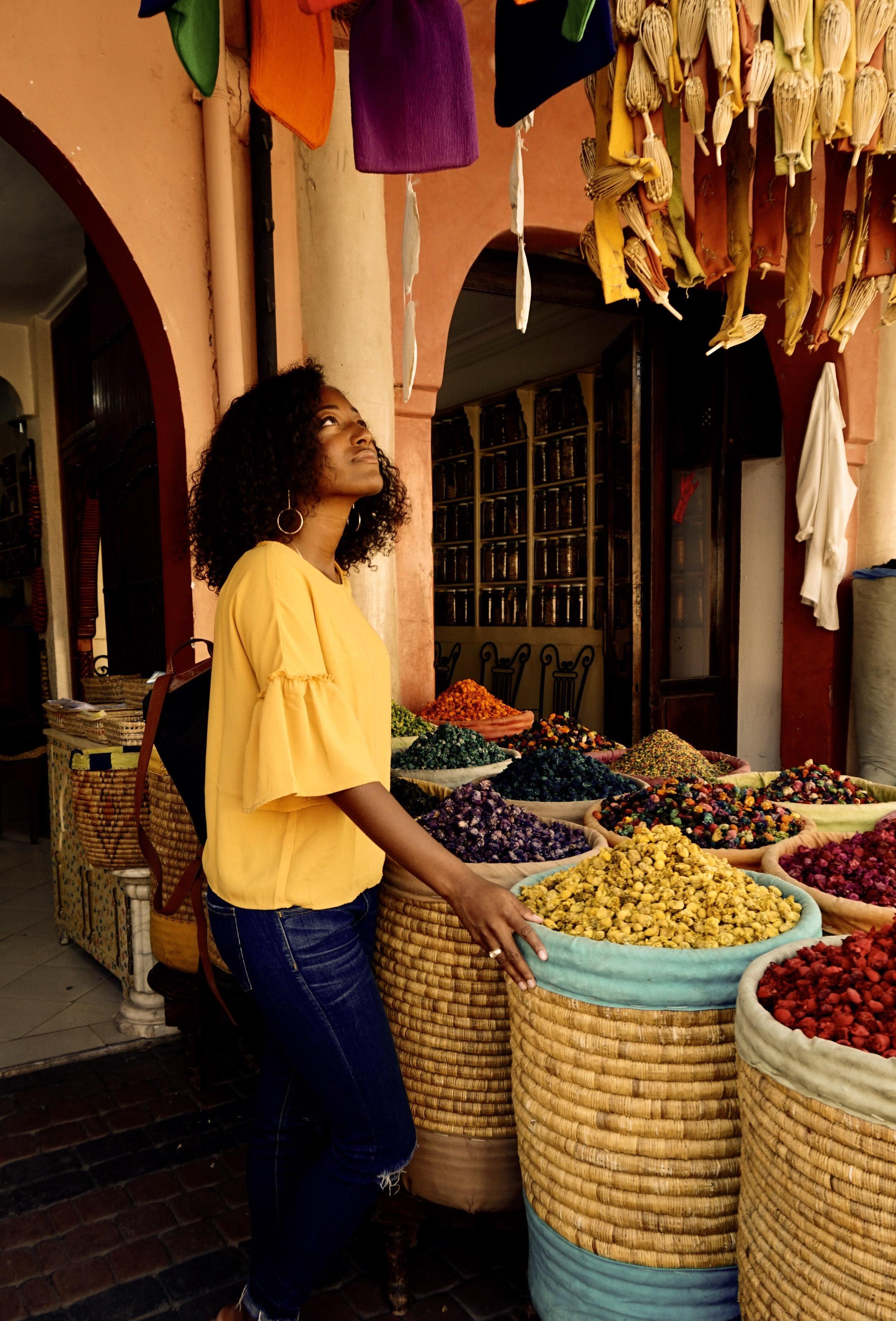 Dating Femei Marrakech.
