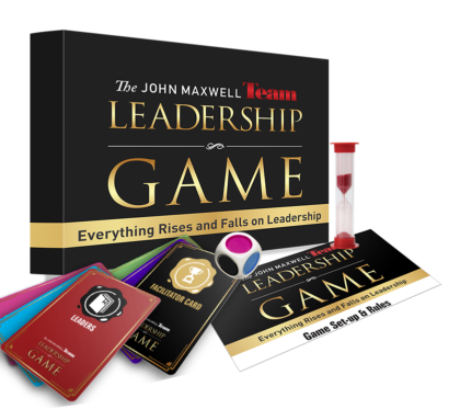 John Maxwell Leadership Game Teca Cameron