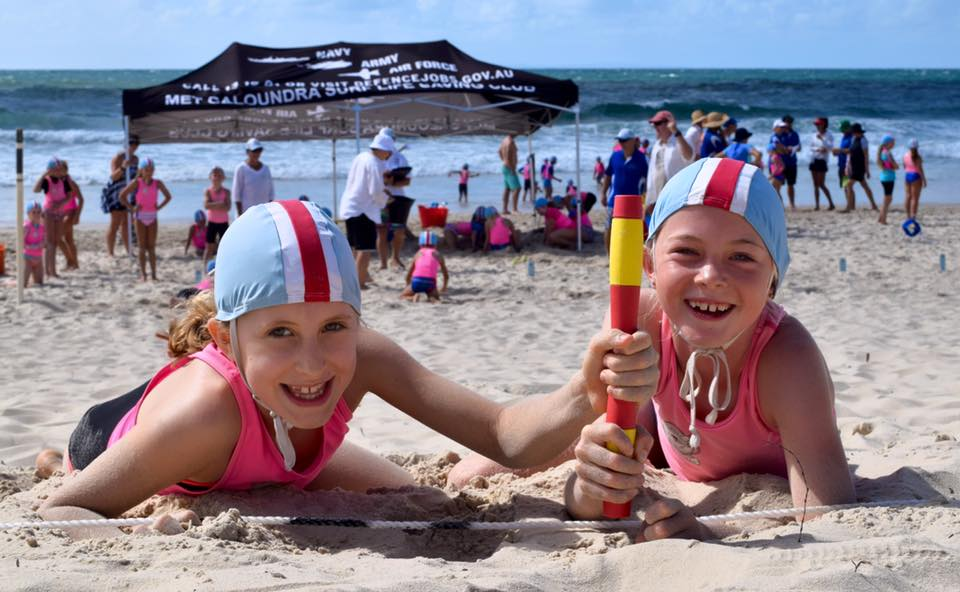 - As a volunteer organisation, Metropolitan Caloundra SLSC is run by its members. The Junior Activities Committee encourages parents to participate and help make Nippers a success for the kids, be it at the beach on Sunday mornings, at carnivals, or around the Club.For those interested in joining the Mets' Nippers family, further information can be accessed via the Nipper Handbook.