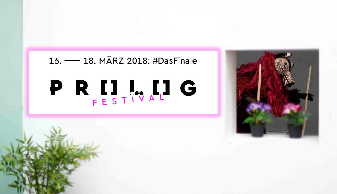 - 13.03.2018: Save the Date: #DasFinaleAm diesem Wochenende 16 - 18. März 2018 sagt die PROLOG-Ausstellung