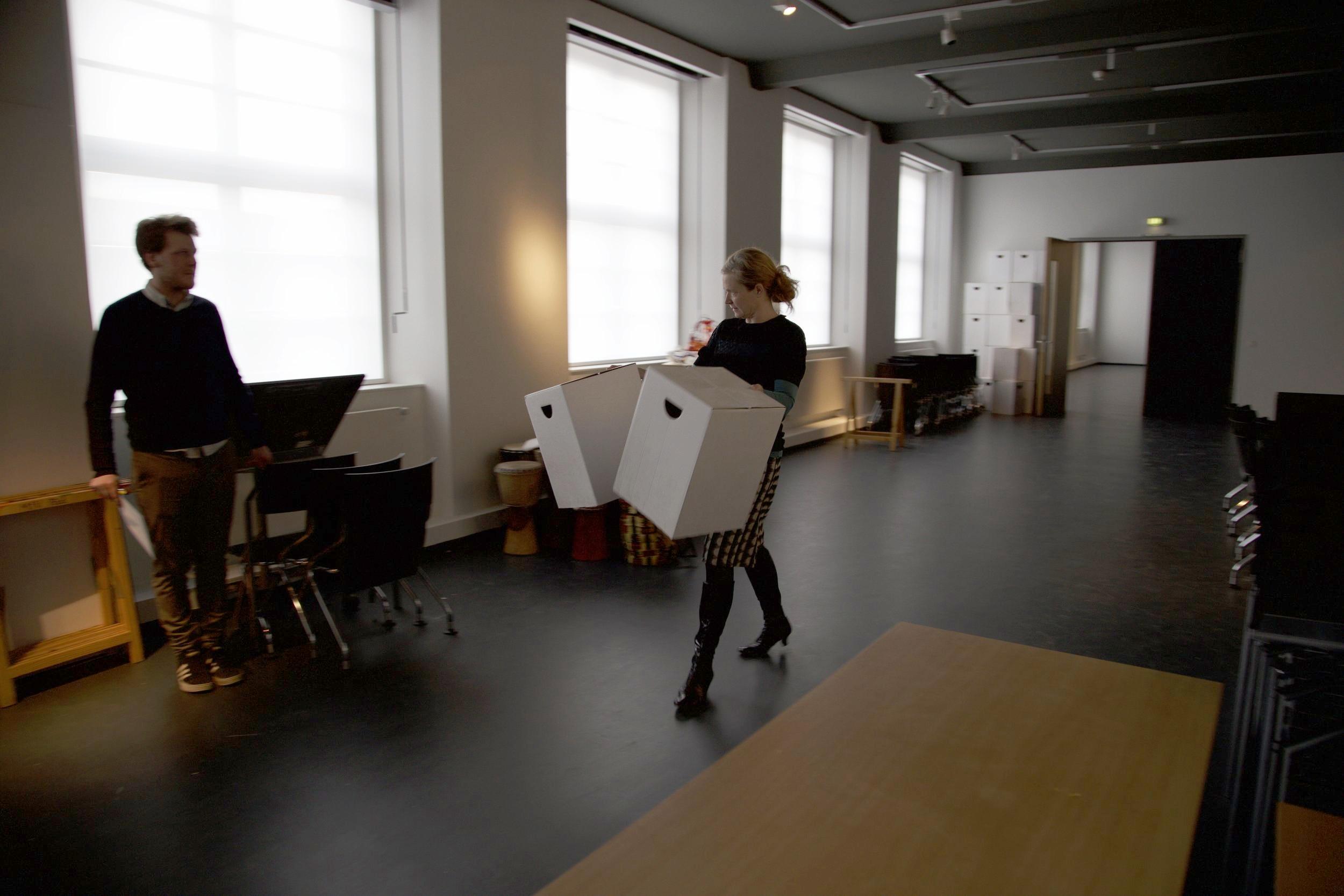 - 27.03.2018: Sneak-Peak GrassiHeute können Sie mal hinter die Kulissen des Grassi Museums Leipzig schauen! Wir sind noch einmal durch die Räume gegangen, in denen ab 09. April WERKSTATT PROLOG wieder aufgebaut wird. Noch ein paar Fotos gibt es hier.