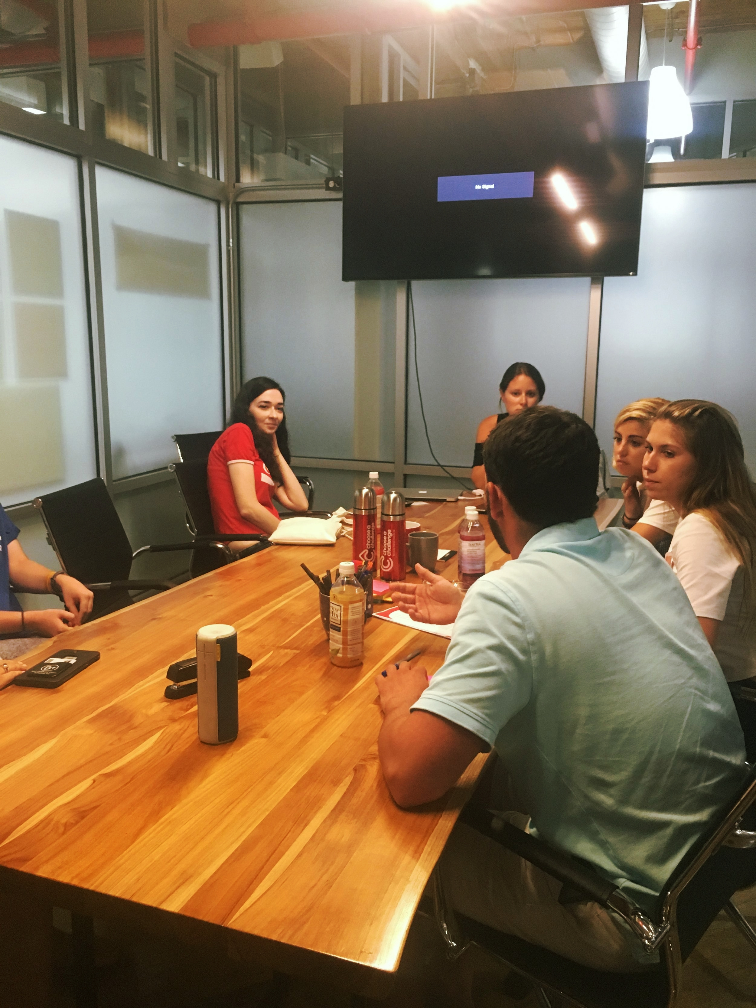 Charity Partners - Each leader who attended had the opportunity to meet with the charity they'd be fundraising for. Having all of Choose a Challenge's charity partners in attendance for face-to-face meetings creates real value for our leaders because they are able to learn about the impact of their efforts and how it can make a difference in the lives of others.To see our full list of charity partners:Click here