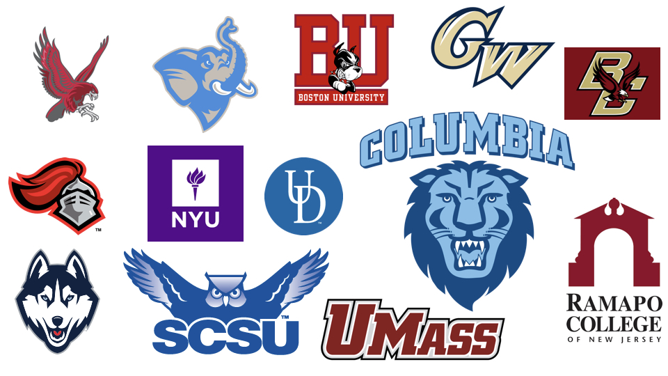 ON THE ROAD AGAIN.... - We're fired up and ready to go for recruitment season which begins in early September. This epic road trip kicks off with our first stop at George Washington University in Washington, D.C. We'll be posting at every stop along the way through social media and our new #PathTo1Million blog coming soon!