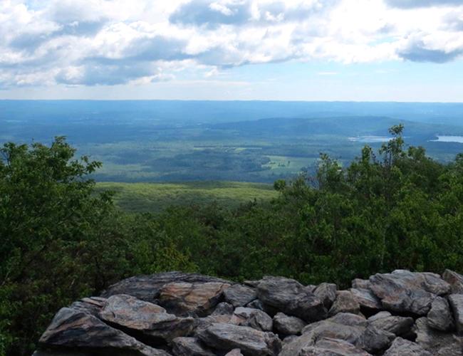 Bear Mountain Trail - Salisbury, CT