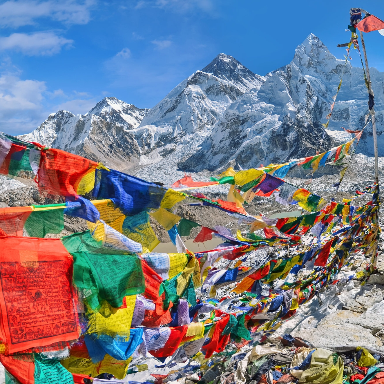 Video: Everest Trip Diary - Watch a recap of one of our teams that travelled to base of the tallest mountain in the world in August 2017