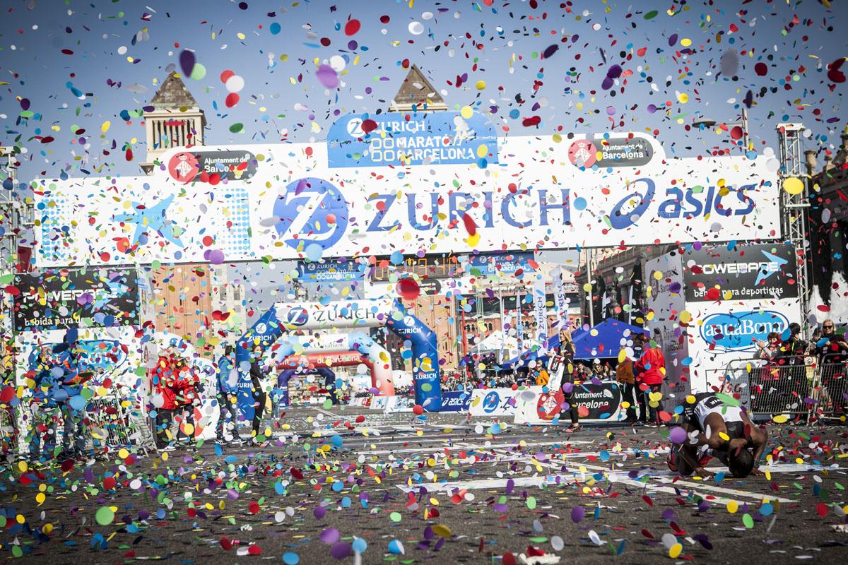 Barcelona Marathon -