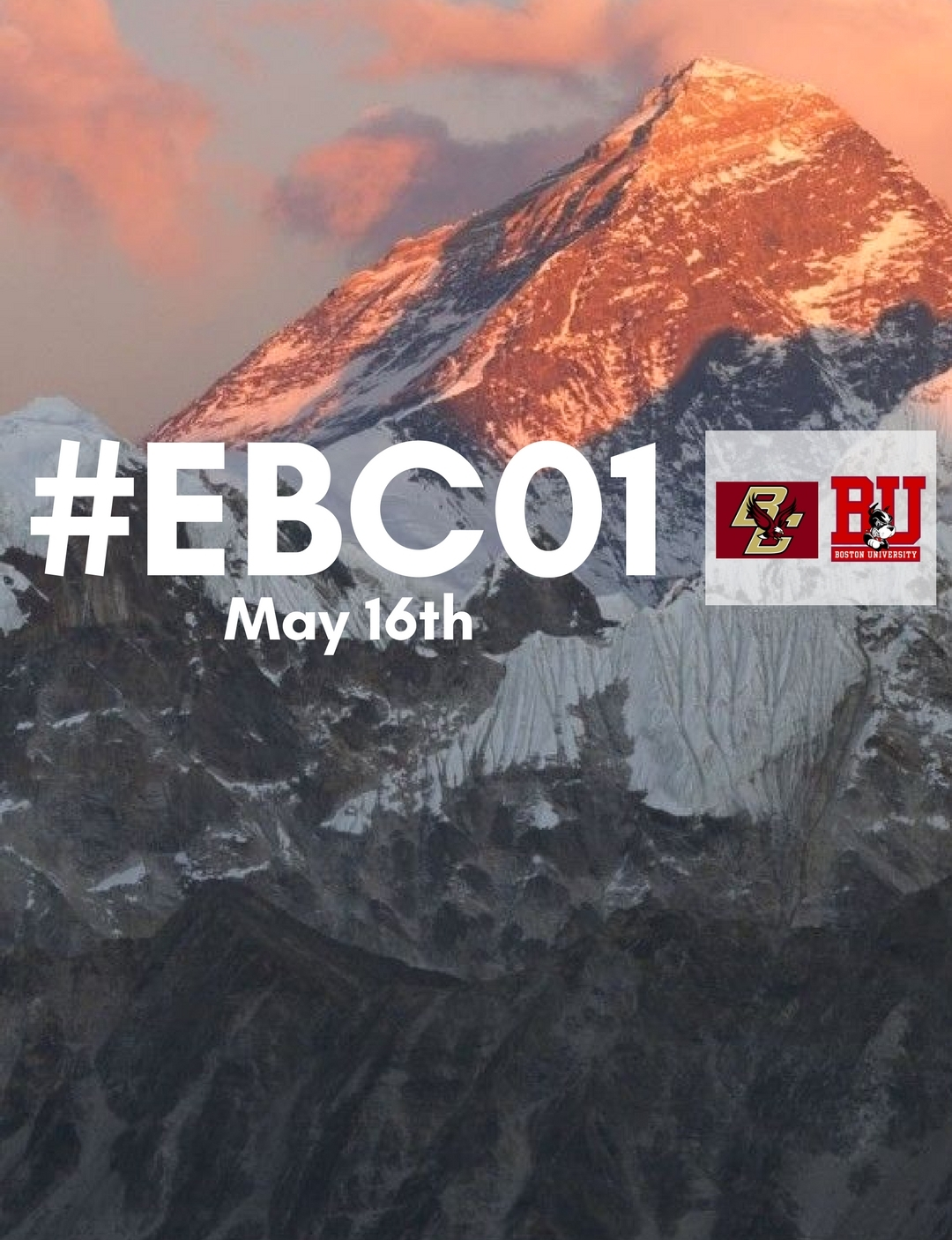 #EBC01 SCHOOLS:  Boston College Boston University