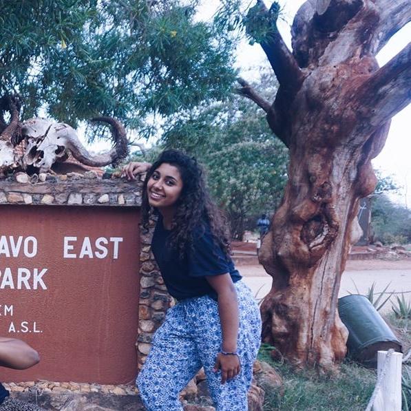 Sarah Neshat  Northeastern University  Challenge: Everest Base Camp