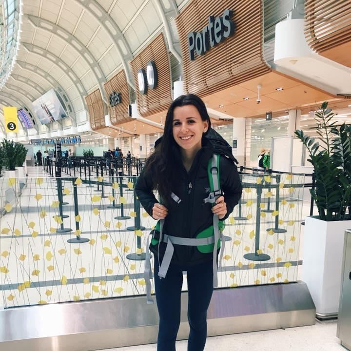 Laura Whichelo   McMaster University  Challenge: Machu Picchu