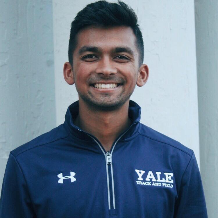 Neil Braganza  Yale University  Challenge: Everest Base Camp