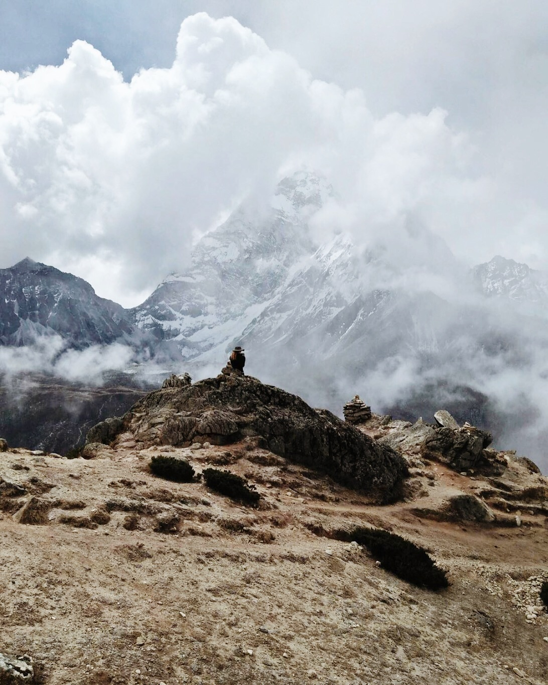 """Top Social Media Post  """"Life is either a daring adventure or nothing at all."""" 🏔🎒 #WanderlustWednesday     CLICK HERE"""
