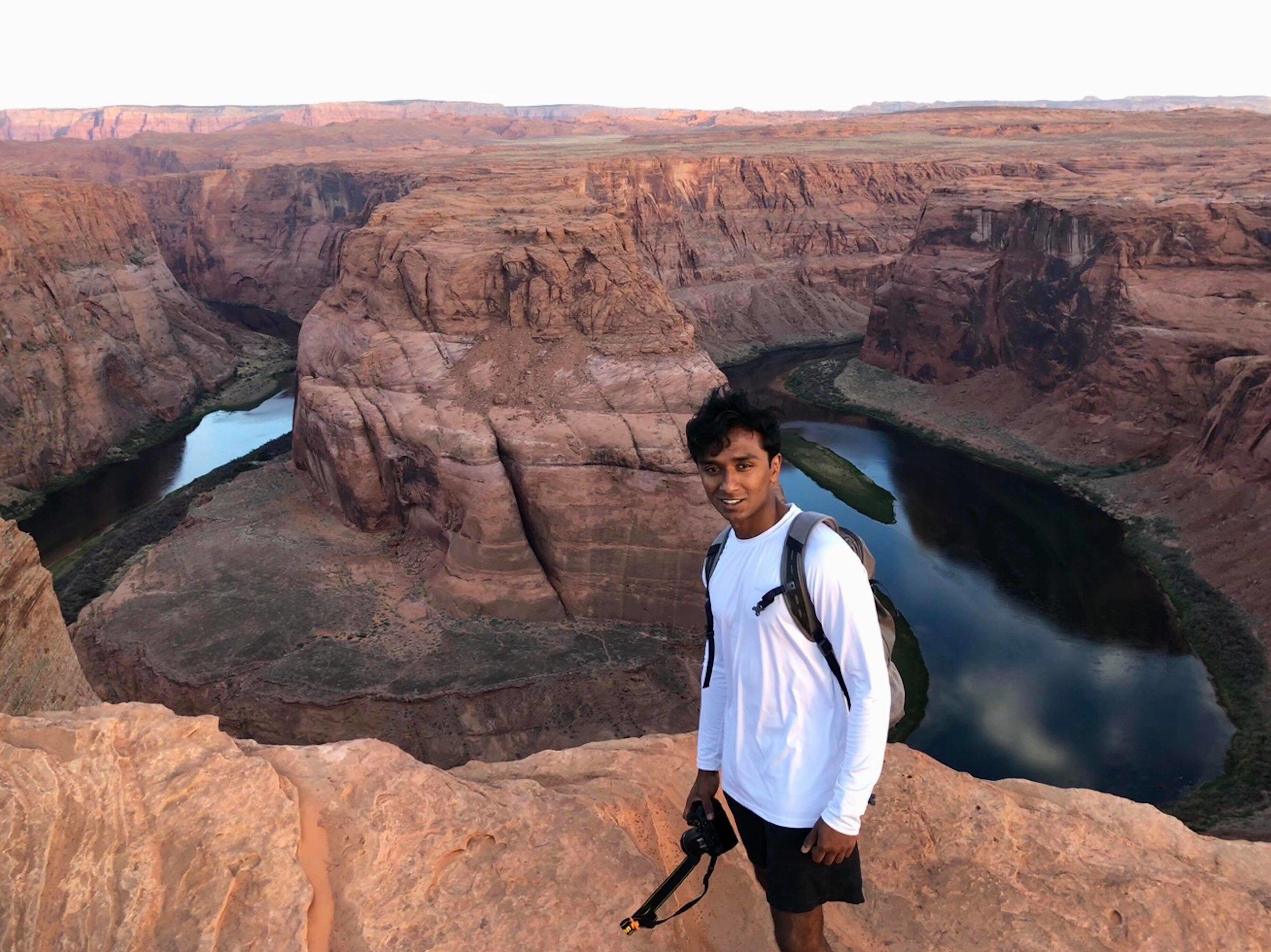 Maneesh Karnati  NYU  Challenge: Machu Picchu