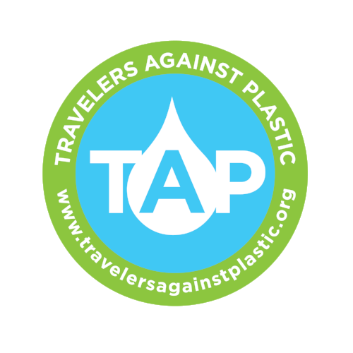 Travelers Against Plastic   We've taken the TAP pledge to help our participants commit to reducing and avoiding using  single-use plastics  whilst traveling on each of our trips.  Across our treks, water provided will almost always be purified by your support team, from rivers and streams alongside the trail. Where this isn't possible, we encourage our participants to bring purifying kits or bottles with them (This is listed in your kit list, found in your Challenge Briefing Pack).  With regard to reusable bottles, in-country and in our UK and US offices, our team is committed to a low-plastic future. We do a huge amount of domestic and international travel ourselves, and we each use our own reusable bottles both at home and while traveling. We encourage you to do the same!