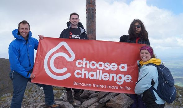 choose a challenge founder dan quille