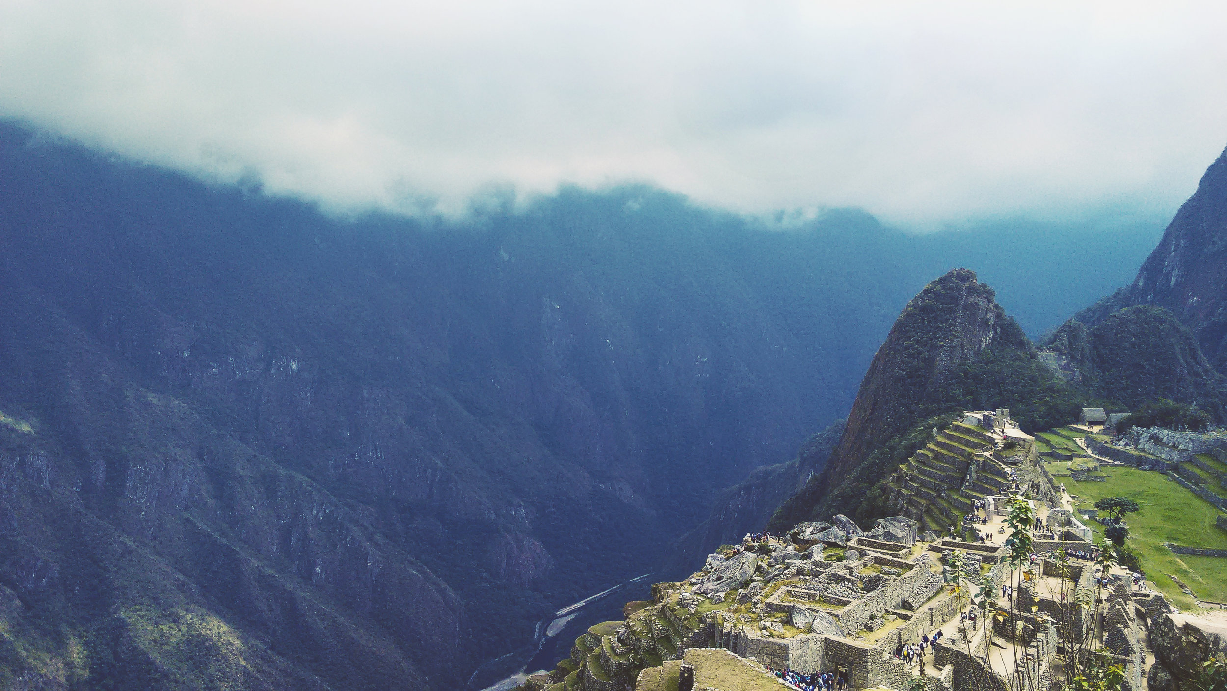 Machu Picchu -
