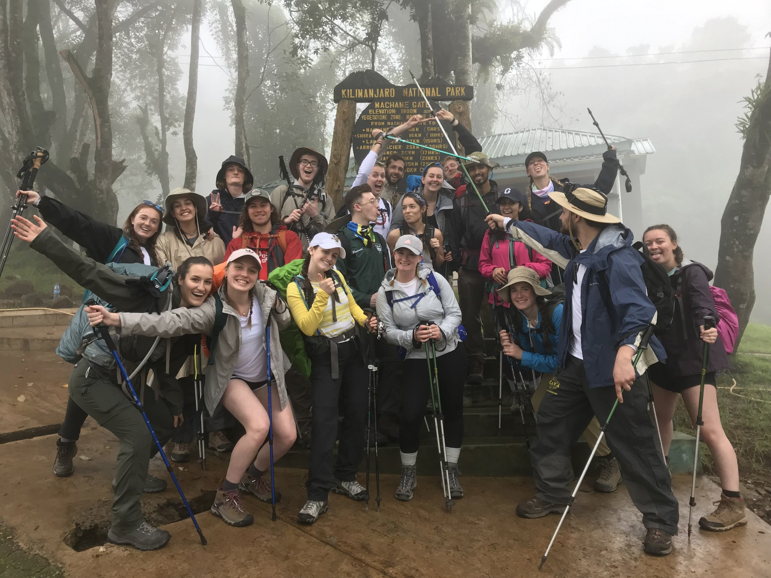 Trip Details - Duration: 9 Days Total / 6 Day TrekFundraising Target: $6,000Trip Packet: Click Here