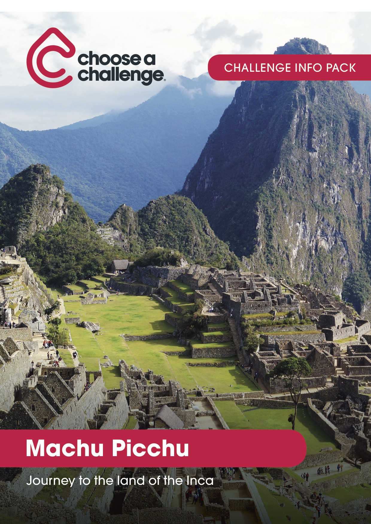 Machu Picchu - Download the full trip brochure to learn more about your accommodations, pricing and the trip itself