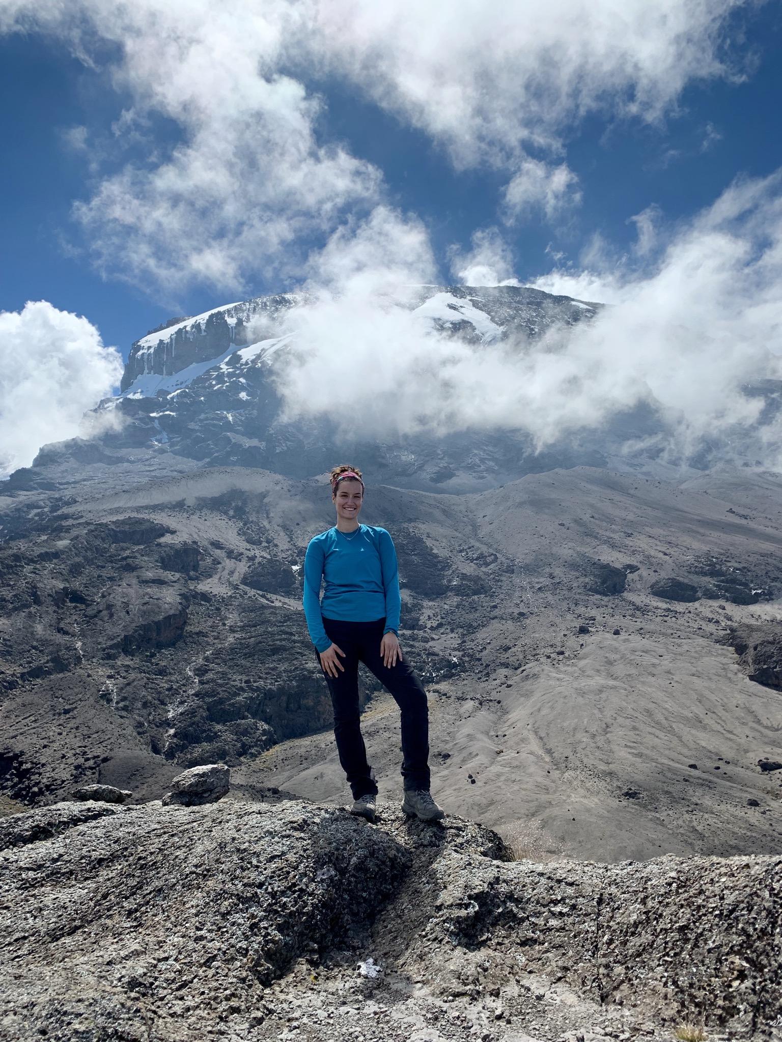Emma Lupoli  SUNY Geneseo  Challenge:  Machu Picchu