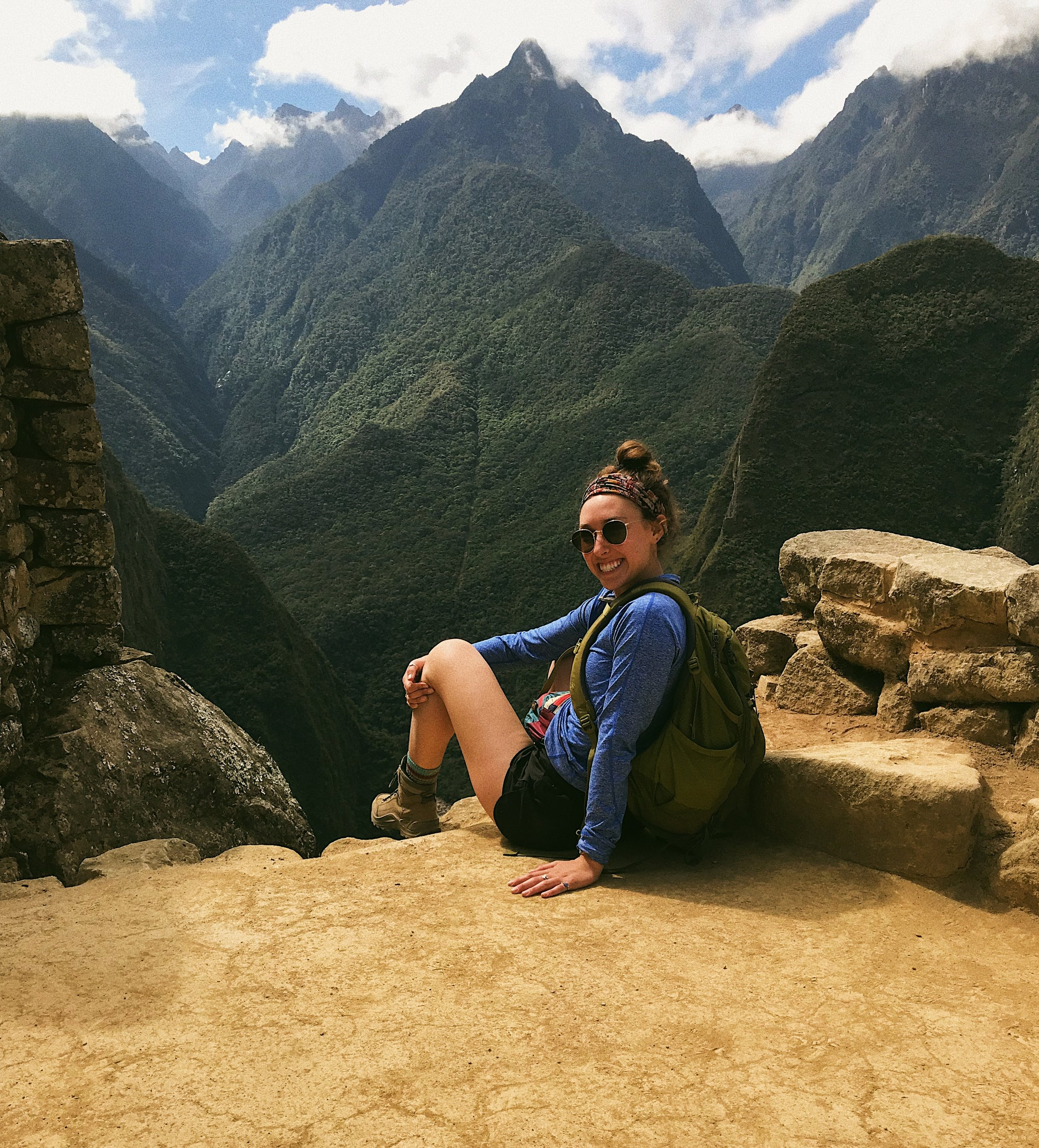 Kristina Gonzales  Boston University  Challenge:  Everest Base Camp