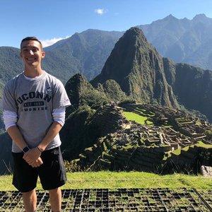 Nick Lombardo  University of Connecticut  Challenge:  Everest Base Camp