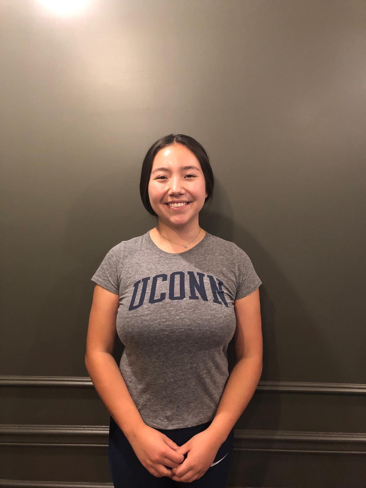 Mia Jensen  University of Connecticut