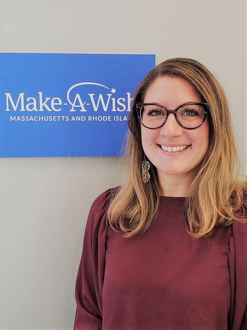 Hillary  Special Events Coordinator  email: hmuntz@massri.wish.org