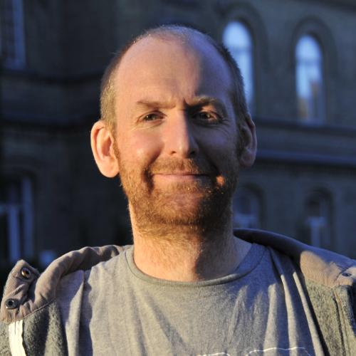 Stephen Hall, Director of LINXS.