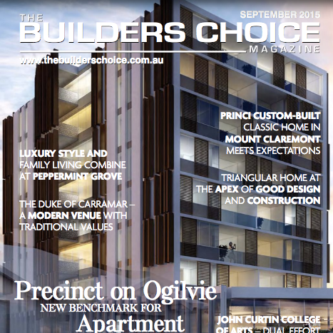 SEPT 2015: PROFILE / PRESS