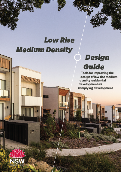 David Barr Architects NSW Design Guide