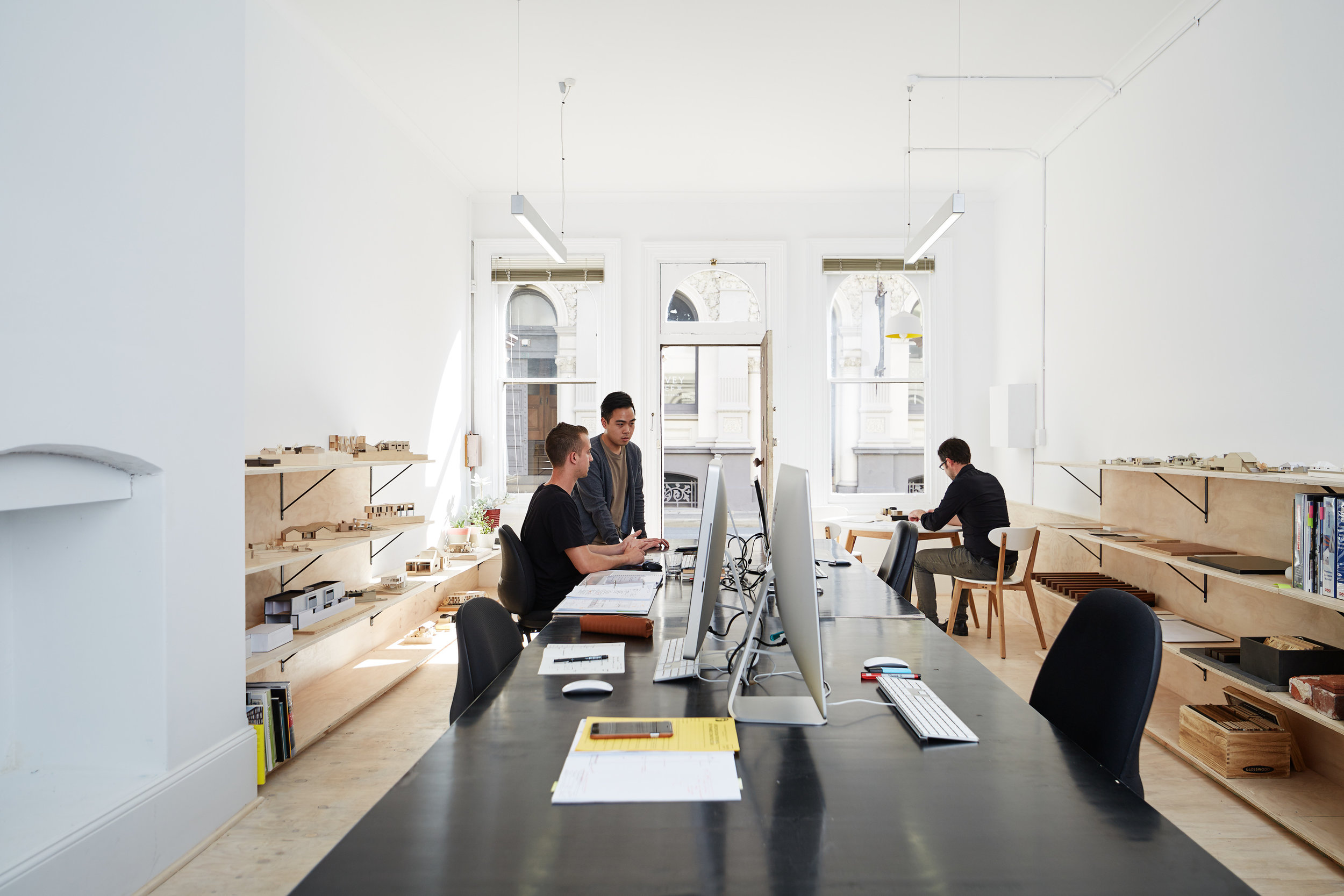David Barr Architects. How We Work