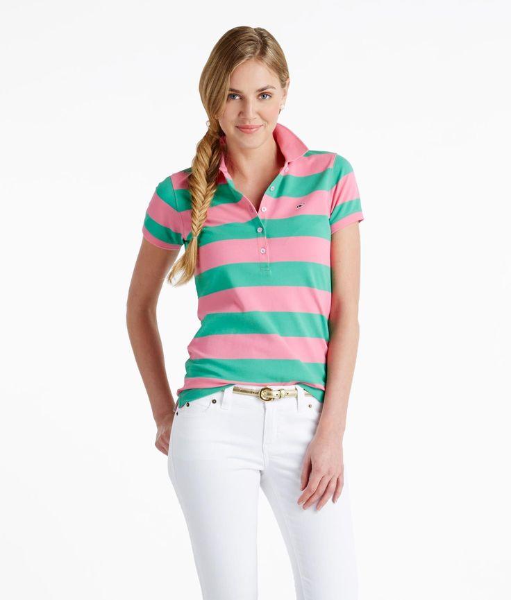 Polo Damen   Grössen: XS,M, Farben: Preis: