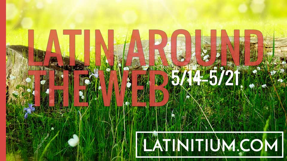 The latest Latin related news from around the web. Learn Latin with Latinitium.com