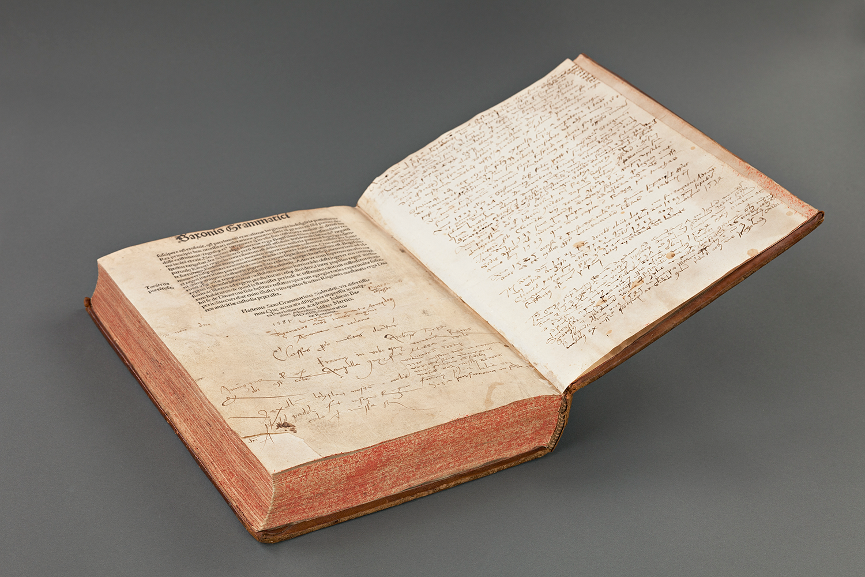 Image: Saxo Grammaticus' Gesta Danorum by Kungliga Biblioteket / Swedish Royal Library