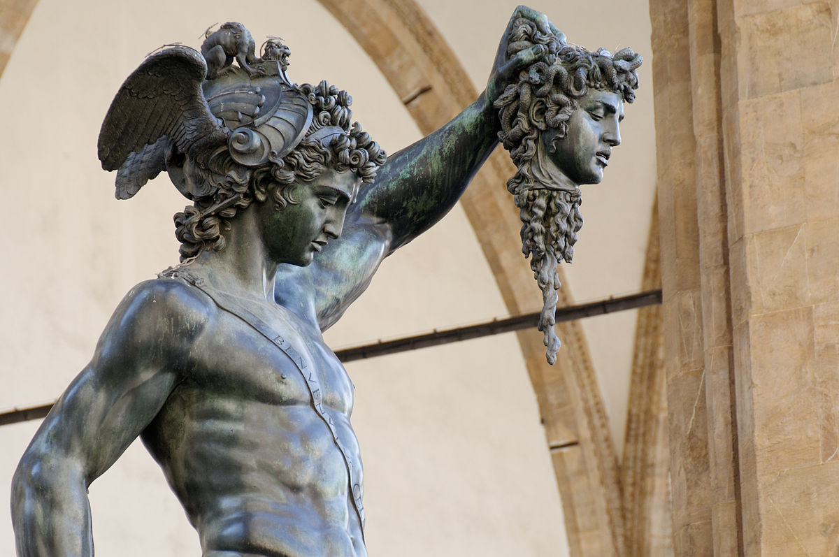 Listen to part two of the story of Perseus in Latin.