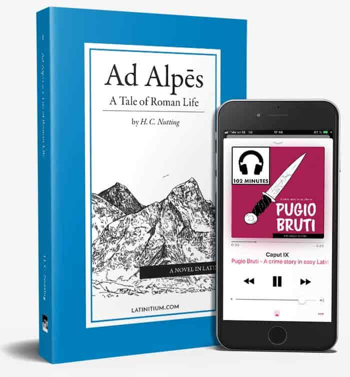 Latin books and audiobooks