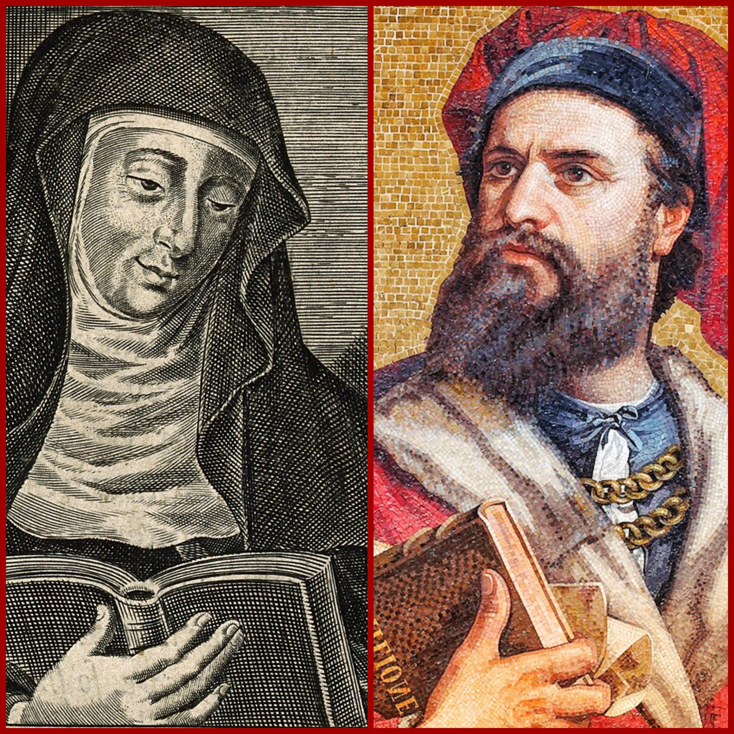 Hildegard von Bingen, Marco Polo
