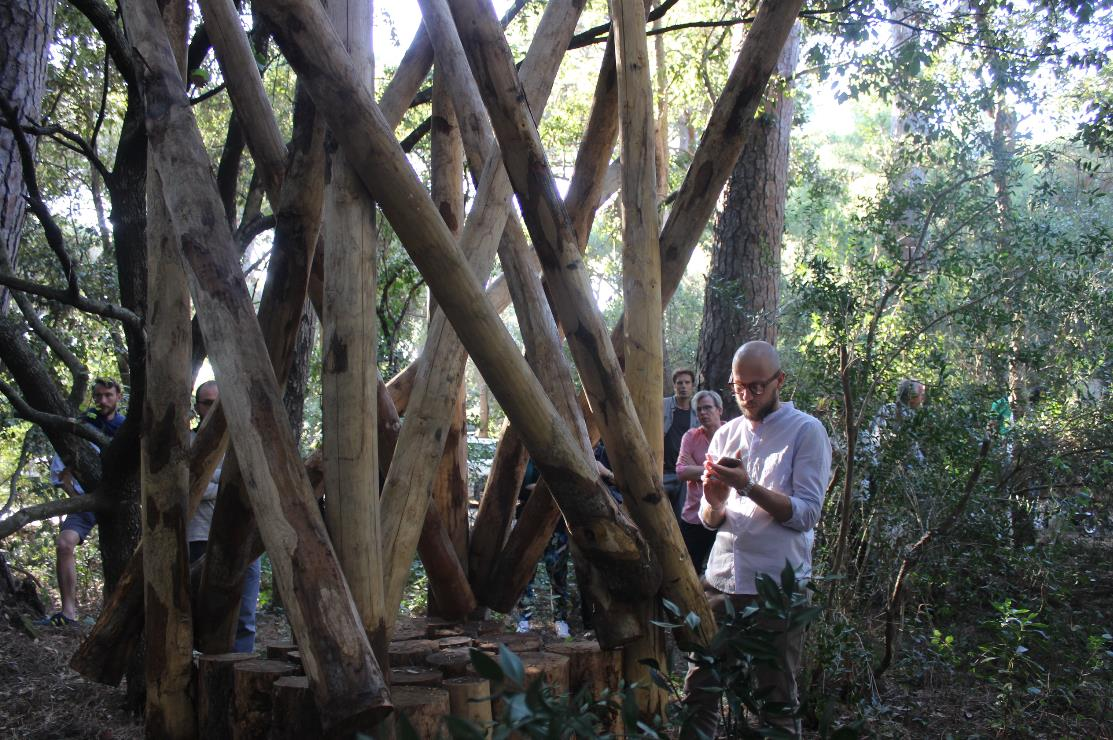 Luigi Greco Architetto - La Casa della Cicala - art in nature - Ambienta 2016 - Roccamare - Castiglione della Pescaia - arte naturale.jpg