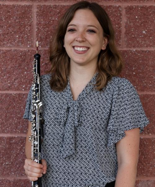 M.M. Eastman School of Music Oboe Performance Arts Leadership Certificate  B.M. University of North Texas Oboe Performance