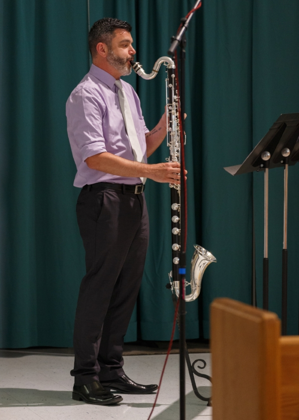 B.M. West Virginia University Clarinet Performance
