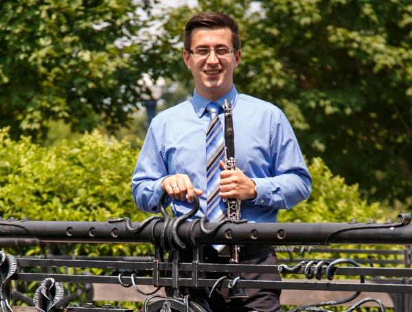M.M. Peabody Conservatory Clarinet Performance  B.M. West Chester University Music Education