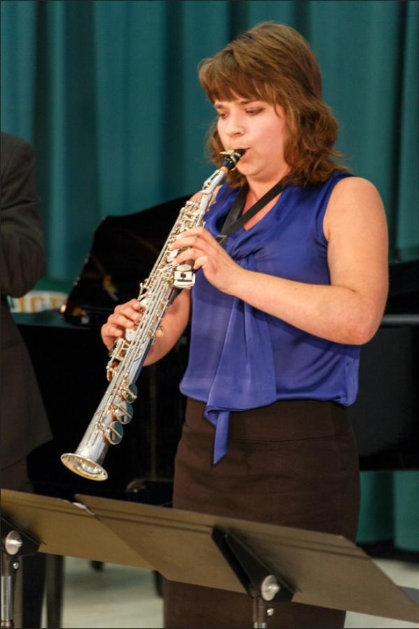 M.M. Peabody Conservatory Saxophone Performance  B.M. Peabody Conservatory Saxophone Performance