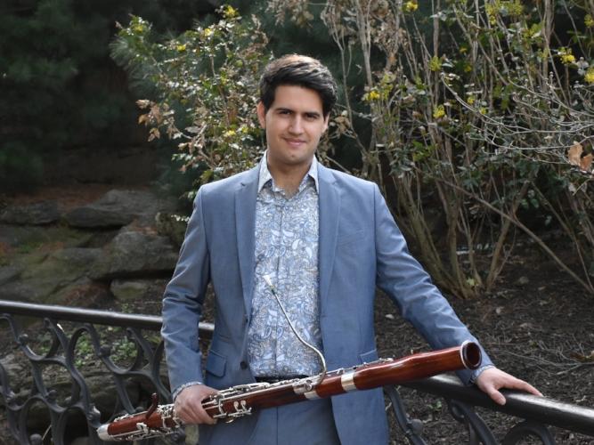 B.M. Southern Methodist University Bassoon Performance