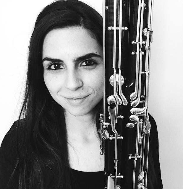 M.M. San Francisco Conservatory  Bassoon Performance   B.M. McGill University  Bassoon Performance