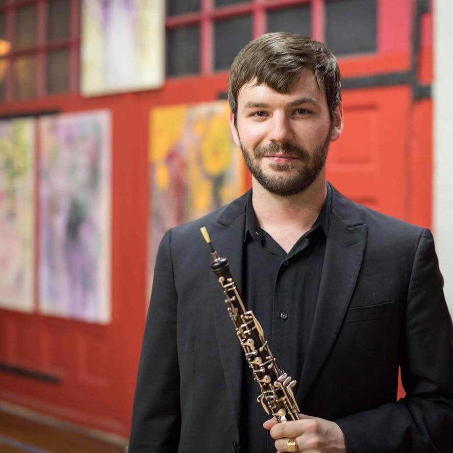 Austin Smith, oboe